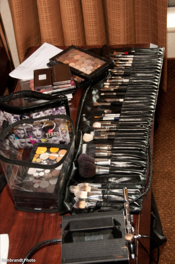 bridal makeup airbrush kit