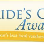 Wedding Wire Bride's Choice Award 2012 banner
