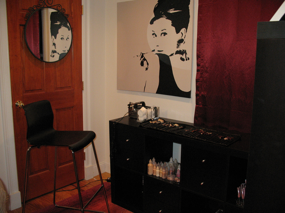 makeup studio in florence ma