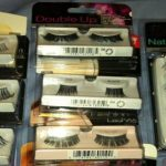 selection of false lashes