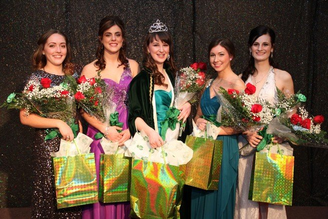 2013 Westfield Colleen and her Court
