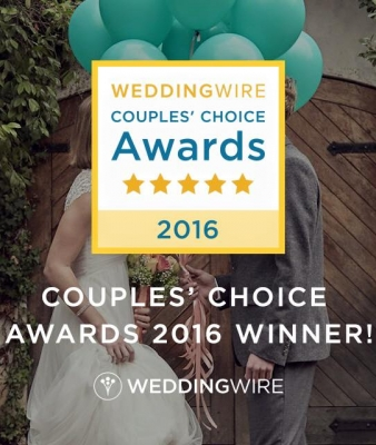 Proud to be Couples' Choice 2016!