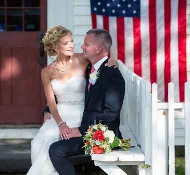 Kristen's Summer Wedding at the Deerfield Inn
