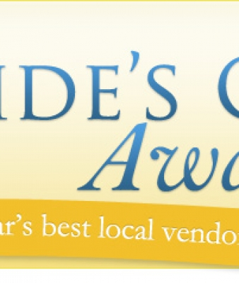 Proud to be Bride's Choice 2012!