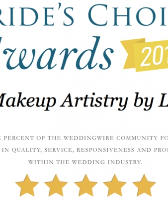 Proud to be Bride's Choice 2013!
