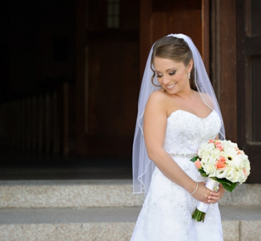 Liz's wedding at Abbey Memorial Chapel & Hotel Northampton